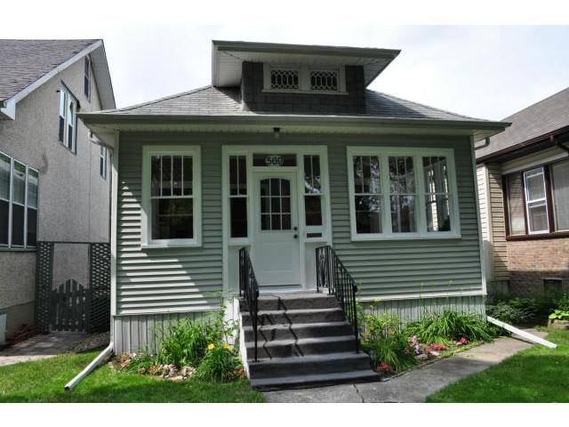 569 Beresford Avenue